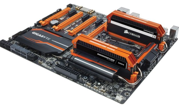GIGABYTE Launches New X99 Champion Series Motherboards