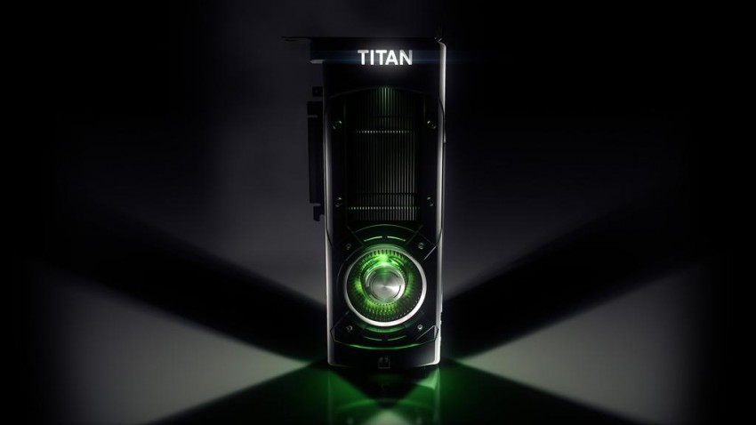 Nvidia Reveals GeForce Titan X W/ 12GB of VRAM