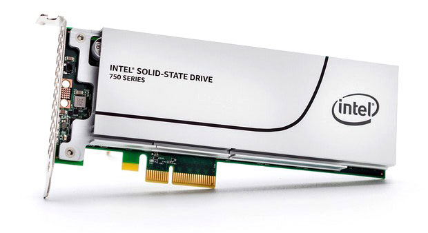 GIGABYTE Readies Support For New Intel 750 Series PCIe SSDs
