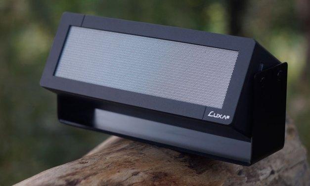 LUXA2 GroovyA Wireless Stereo Speaker Review