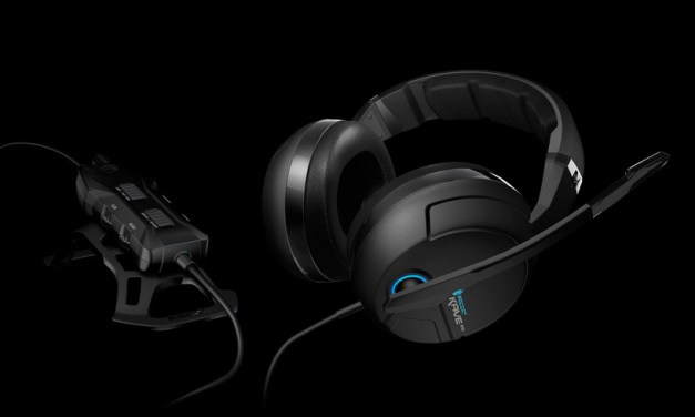 ROCCAT Kave XTD 5.1 Analog Announced, Shipping This April