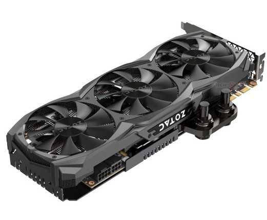 ZOTAC Reveals World's First Selectably Cooled GTX Titan X