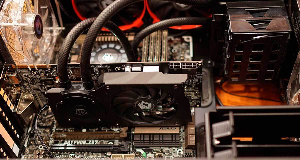 ID-Cooling's Hunter Duet Cools Your CPU & GPU