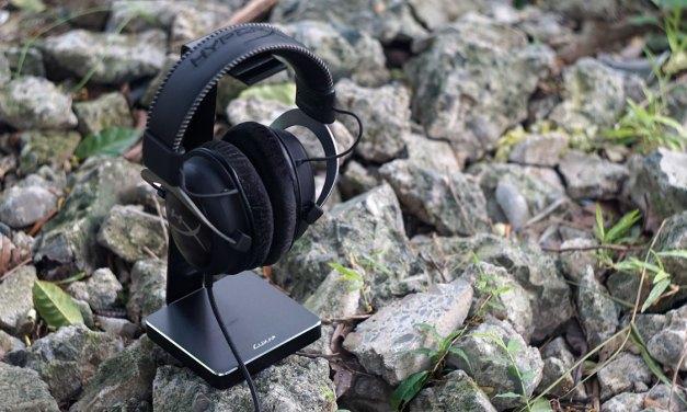 LUXA2 E-One Premium Aluminium Headset Holder Review