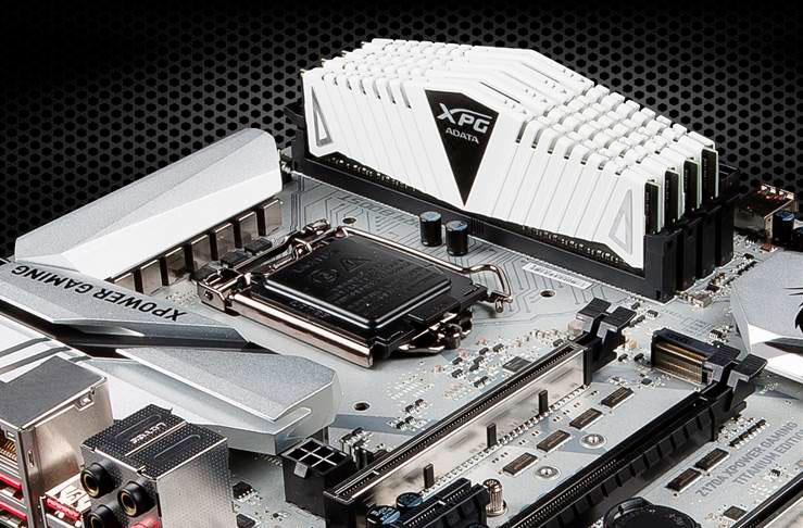 ADATA XPG Z1 DDR4 Hits 4605MHz on Intel Skylake