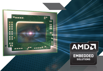 AMD Achieves High-End Embedded Performance Leadership with New R-Series Processors