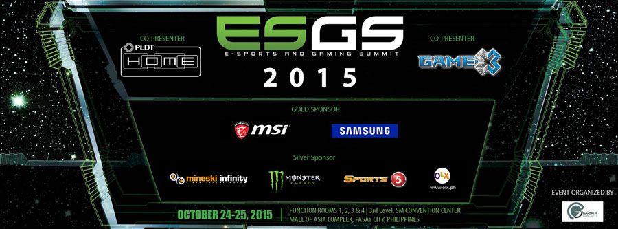ESGS Is Back & It's Happening This October!