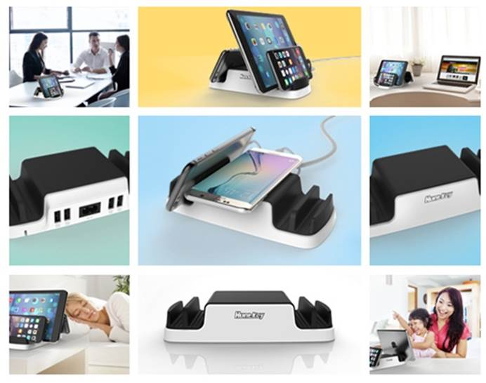 Huntkey's Range of New Products at CES 2016