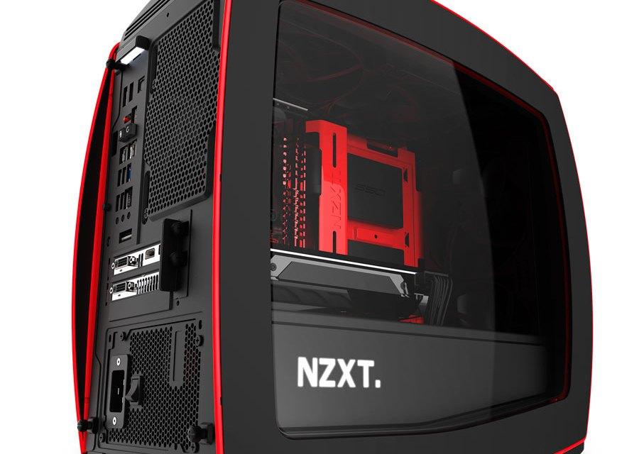 NZXT Reveals Curvy Manta ITX Case