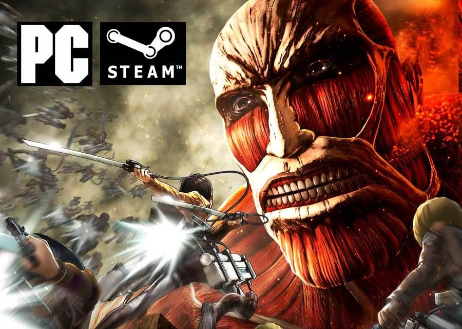 KOEI TECMO Confirms Attack On Titan For PC
