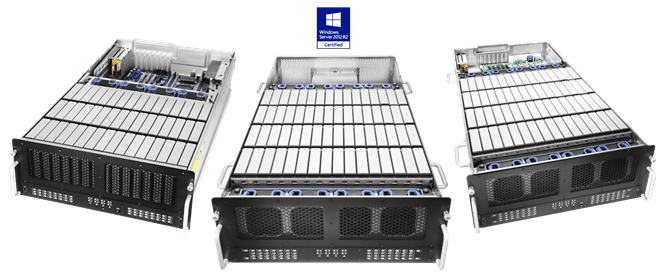 Chenbro 4U Announces High-density Storage Server Chassis