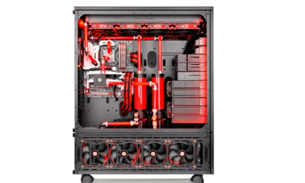 Thermaltake Presents TT Premium Core WP200 and W200 Chassis