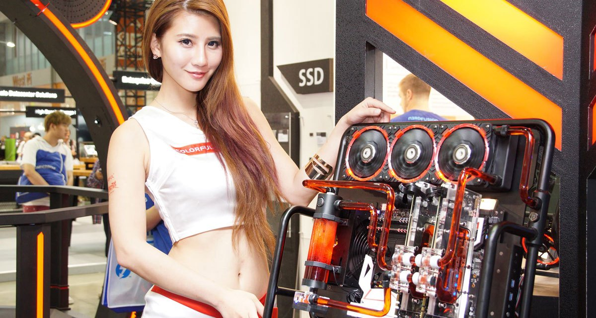COMPUTEX 2016 Day 3 Highlights HWBOT, Huntkey Solutions, and MSI Gears