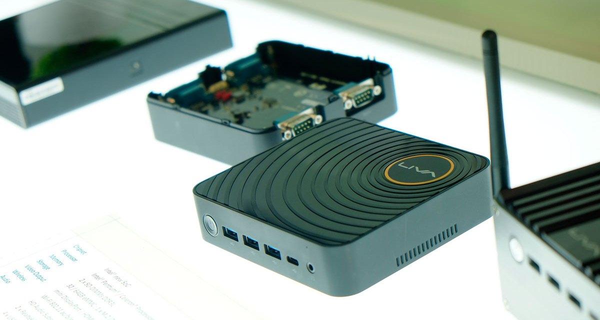 ECS Revitalizes LIVA Mini PC Line Up @ COMPUTEX 2016