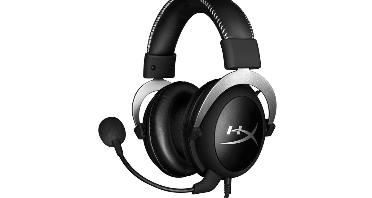 HyperX Ships New CloudX Gaming Headset for Xbox One