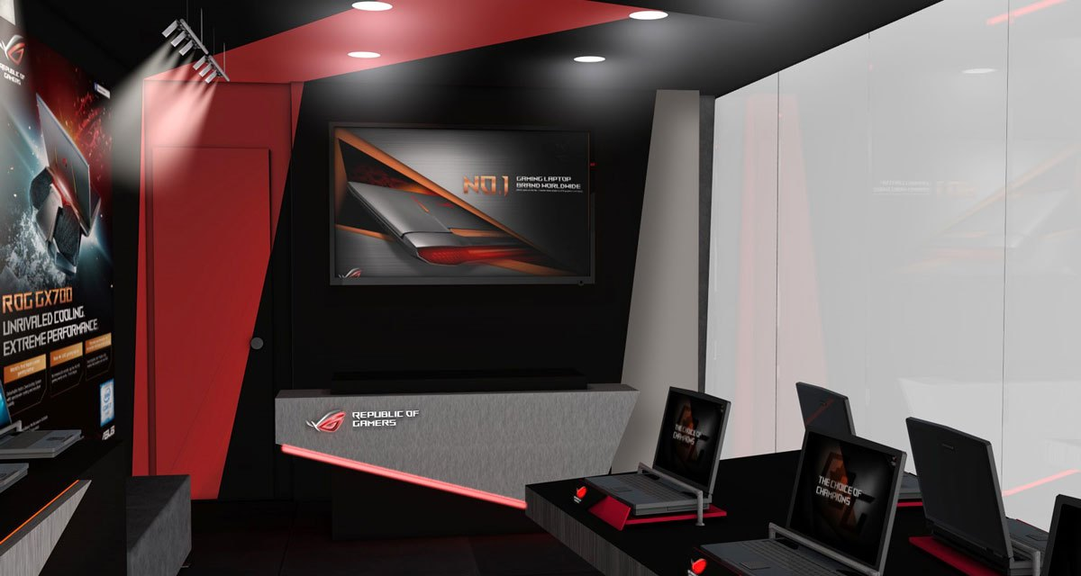 ASUS ROG Opens Flagship Concept Store in the Country This July