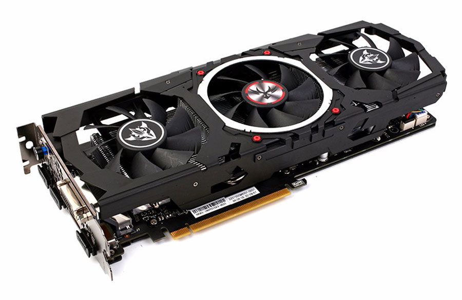 Colorful Announces Line-Up of GTX 1060 3GB Graphics Cards