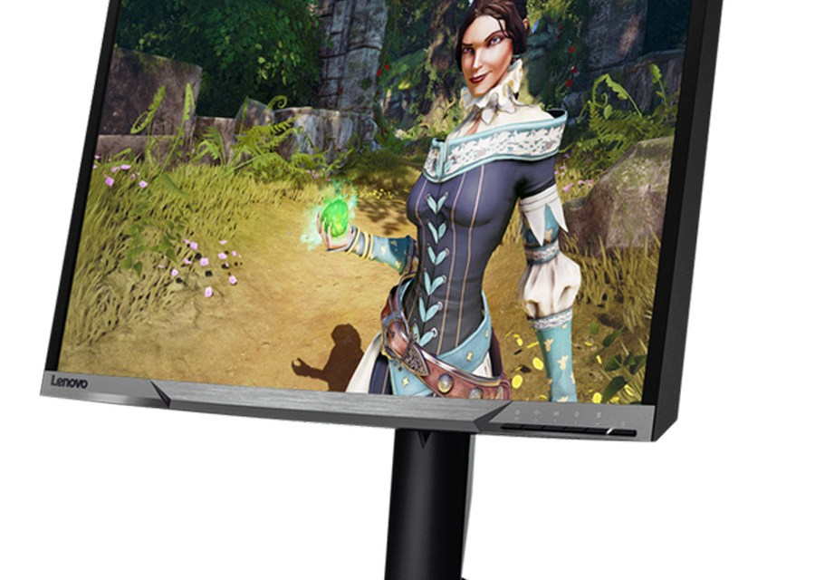 Lenovo Debuts Y27F Curved 27″ FreeSync Gaming Monitor