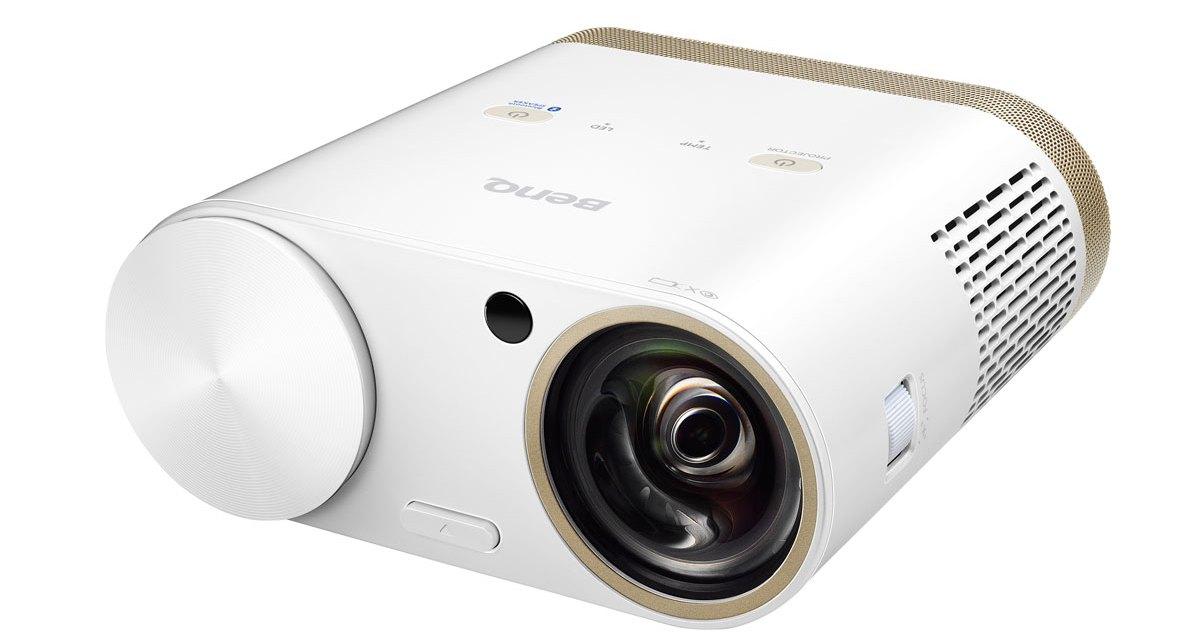 BenQ Announces its Ultra-Compact i500 Projector