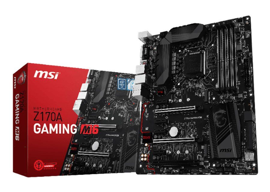 MSI Launches Z170A GAMING M6 Motherboard