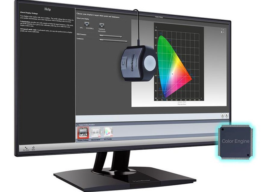"ViewSonic Launches VP2468 New 24"" Colour Critical Professional Monitor"