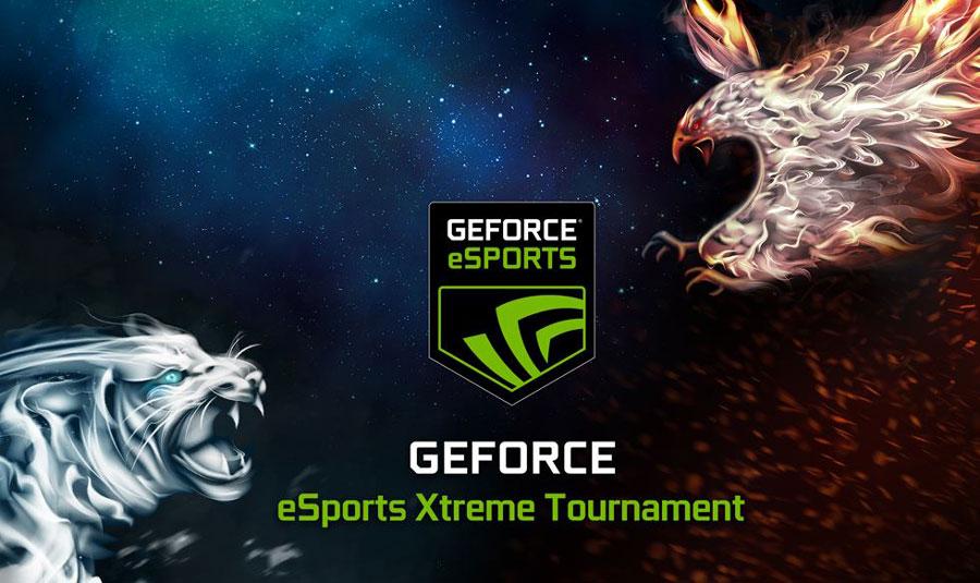NVIDIA Kicks Off GEXT: GeForce eSports Xtreme Tournament
