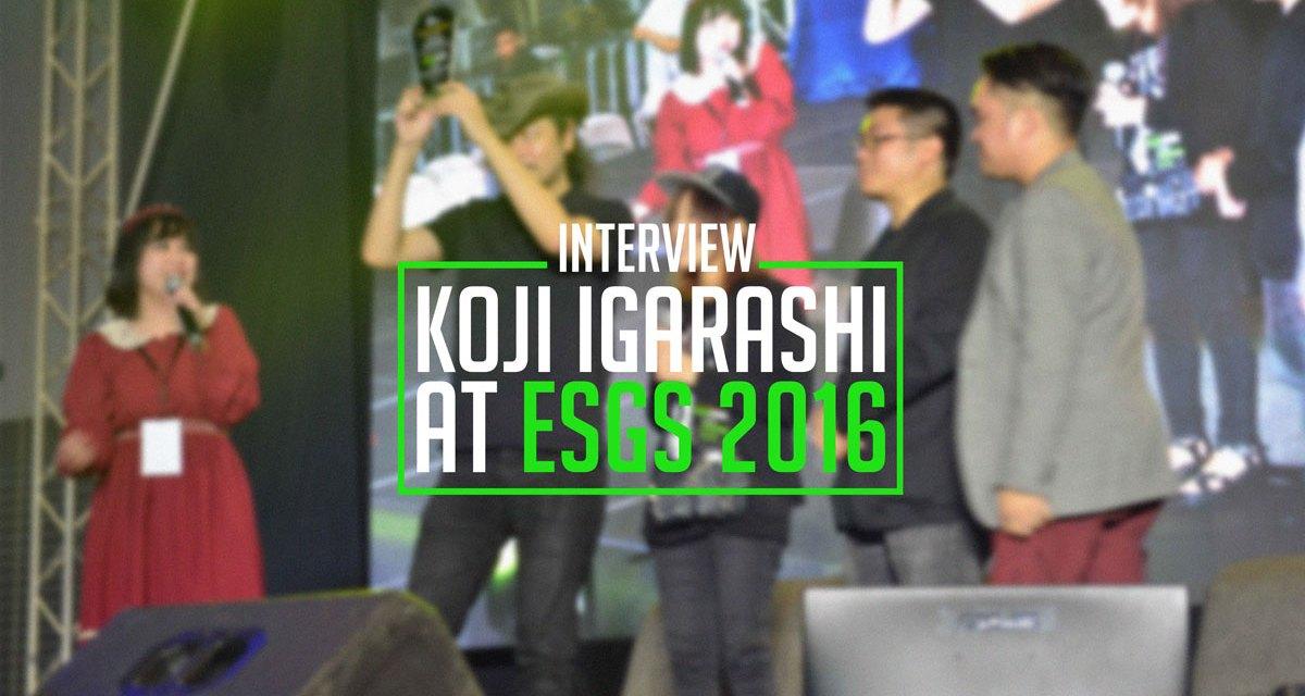 "Koji Igarashi Explains ""Bloodstained"" Delay At ESGS 2016"