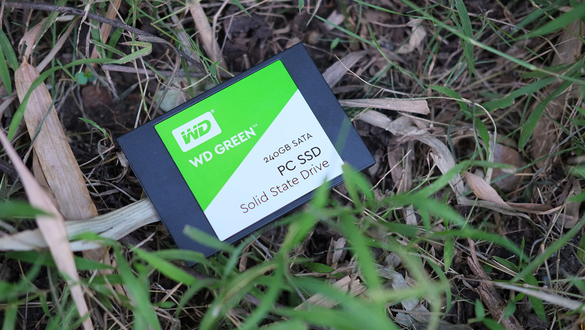 Review | WD Green SSD 240GB Model