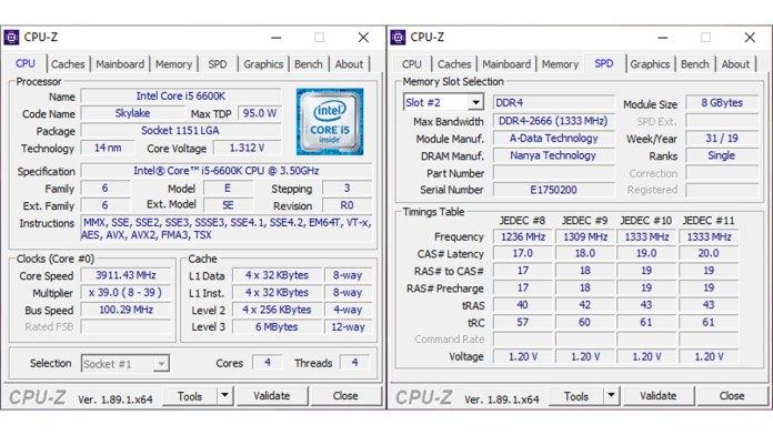 ADATA Premier DDR4 Benchmark (1)