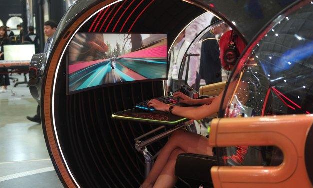 ADATA Drops Planar Gaming Headset and More at Computex