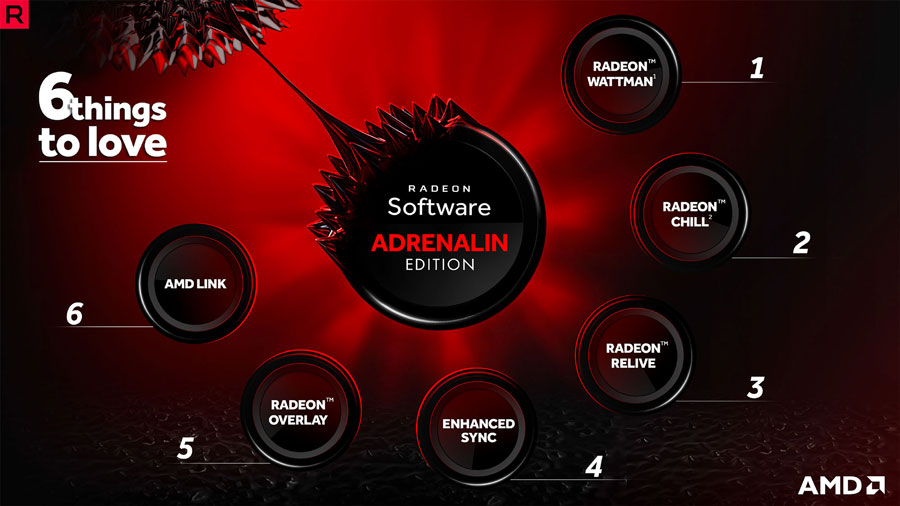 What's New With The AMD Radeon Software Adrenalin Edition