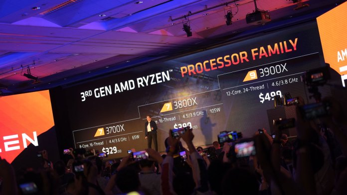 Amd Reveals Ryzen 3000 Desktop Line Up Pricing And Availability Techporn