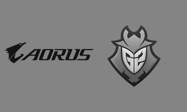 AORUS Broadens Partnership with G2 Esports