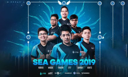 Liyab AOV Team Will Complete at the 2019 SEA Games