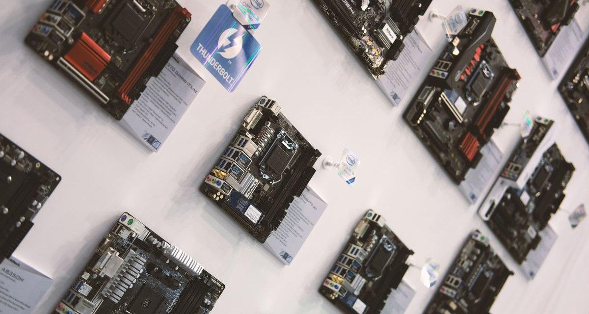 A Look at ASRock's STX/ITX/SFF Motherboards at COMPUTEX