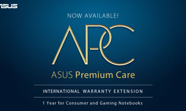 ASUS Announces  Premium Care Warranty Extension Package