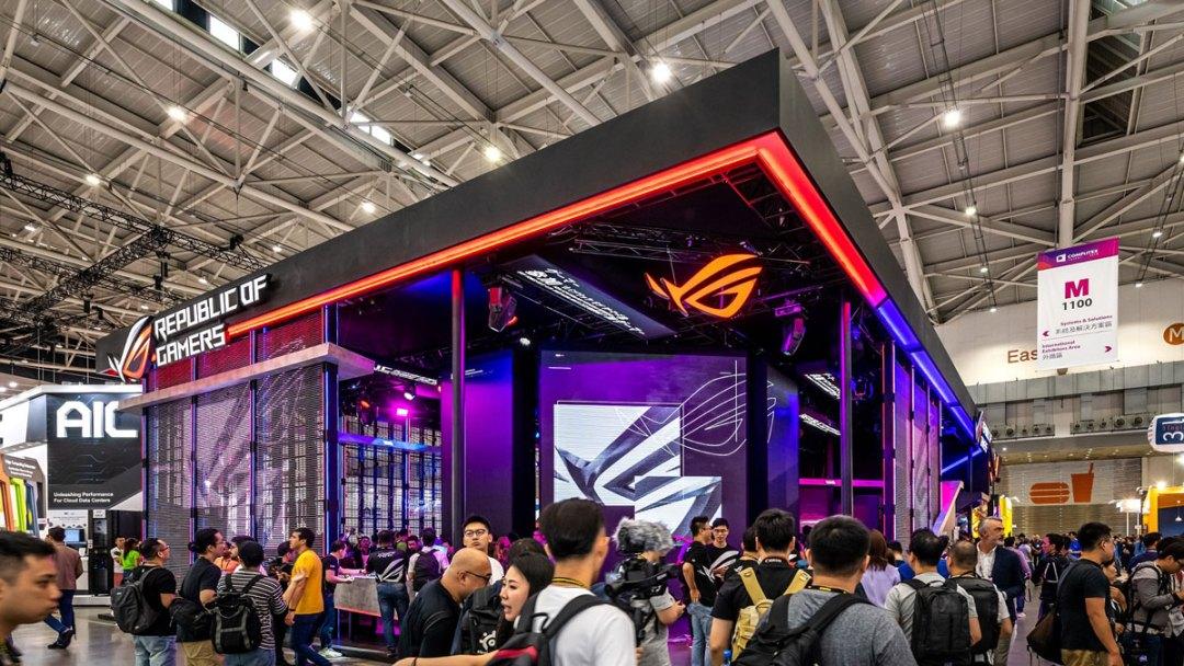 ASUS Booth Computex 2019 PR (3)