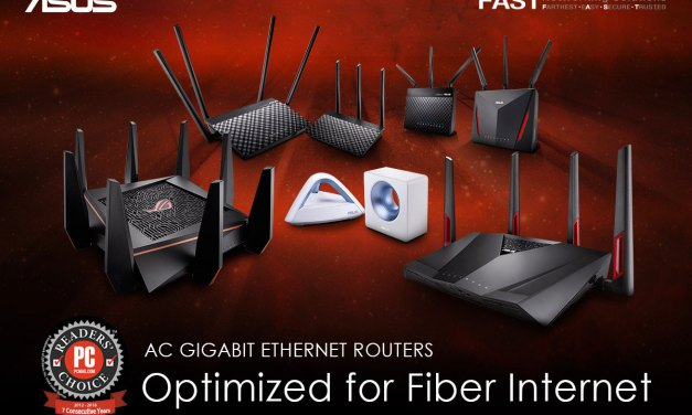 ASUS Promotes Upgrade To AC Wireless Routers