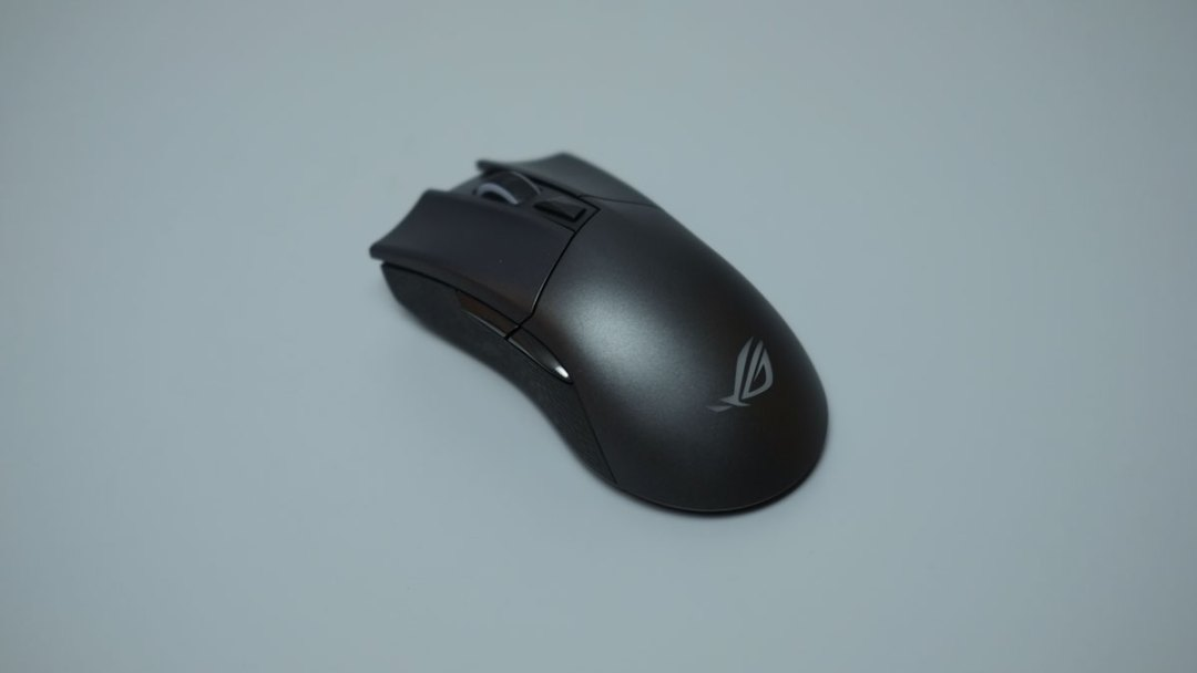 ASUS ROG Gladius II Wireless Pictures (1)