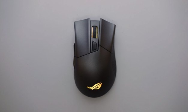 Review | ASUS ROG Gladius II Wireless Gaming Mouse