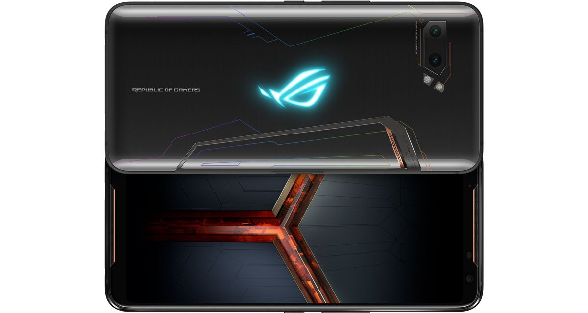 ASUS ROG Unveils The ROG Phone II with Snapdragon 855 | TechPorn