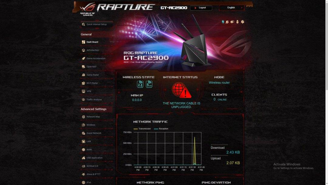 ASUS ROG Rapture GT-AC2900 Firmware (1)