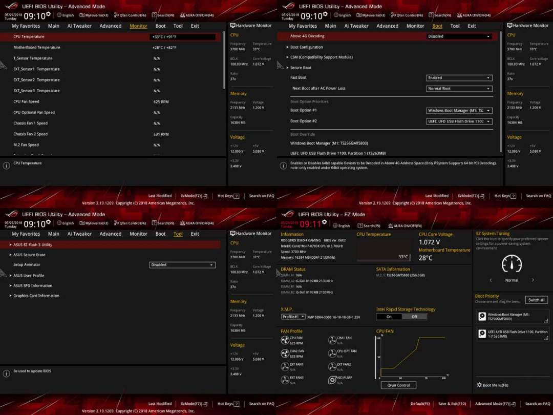 ASUS ROG Stirx B360-F Gaming Bios (2)