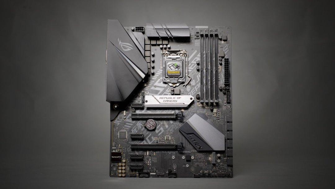 ASUS ROG Strix B360-F Motherboard (8)