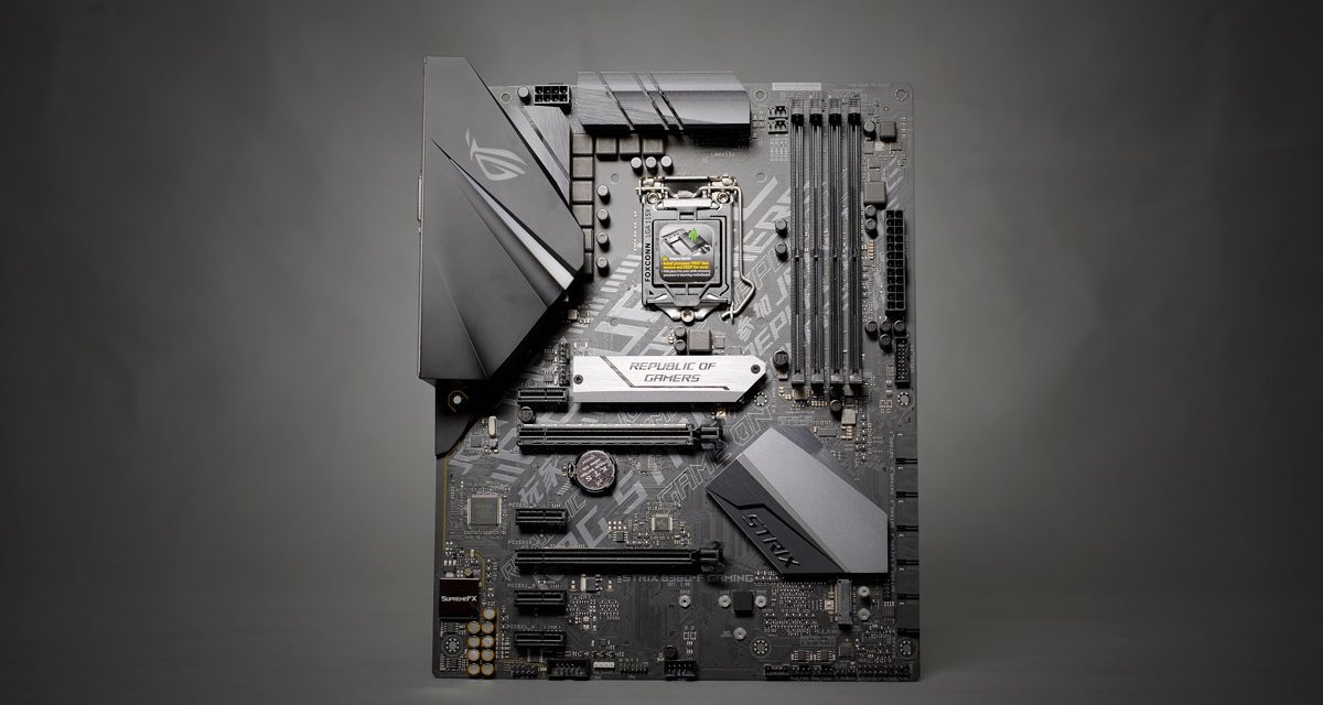 Review | ASUS ROG Strix B360-F Gaming Motherboard
