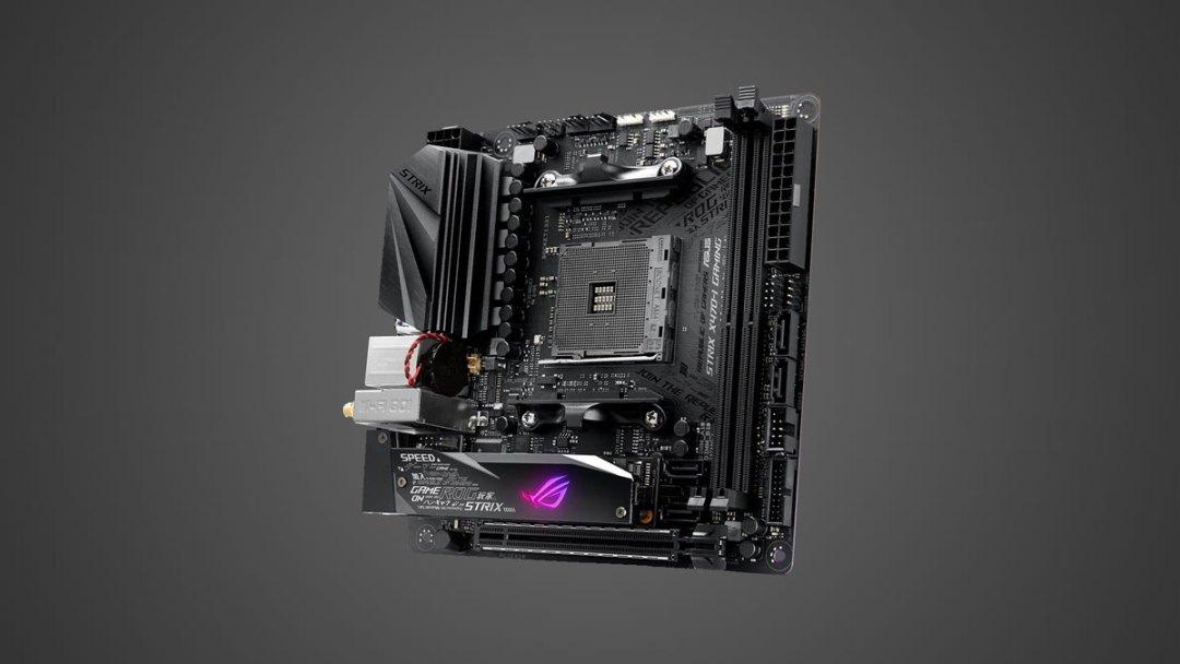 ASUS ROG Strix X470-I Gaming (1)