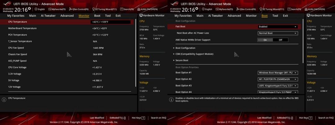 ASUS ROG Strix X470-I Gaming UEFI (3)