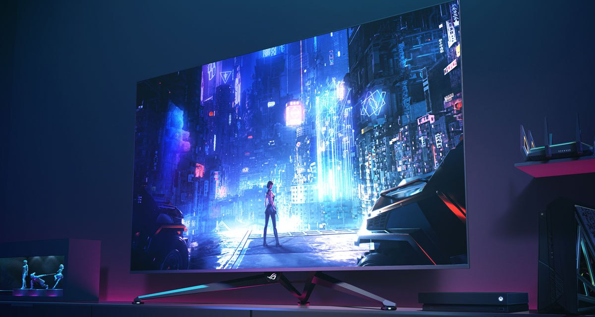 ASUS ROG Swift PG65UQ BFGD Now Available in the Philippines