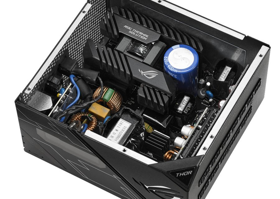 ASUS Announces ROG Thor PSU Price and Availability