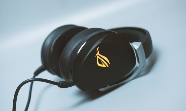 Review   ASUS ROG Theta 7.1 Gaming Headset